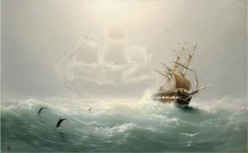 Legends and Lore: The Flying Dutchman