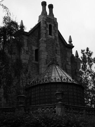 Haunted Mansion - Disney World Rides