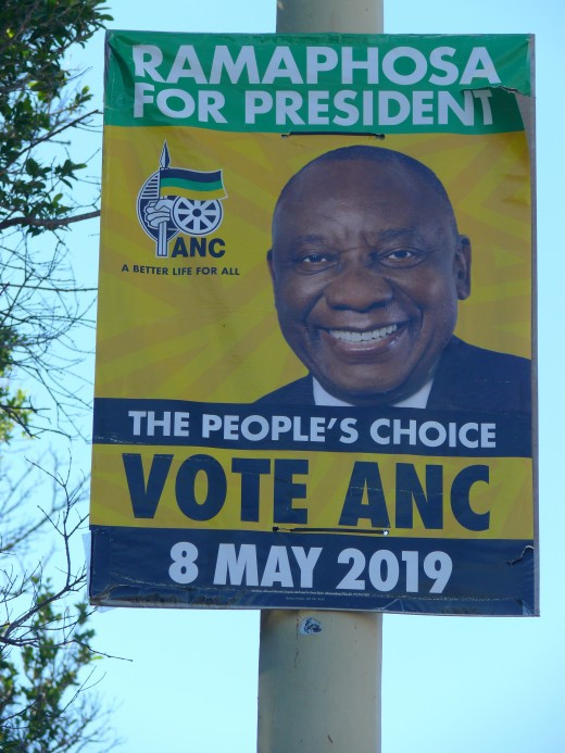 Only ANC poster in our area
