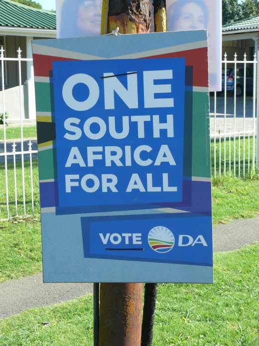 Another from the DA, by far the majority of posters by a party