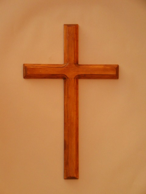 The Basic Cross is the Christian Cross!