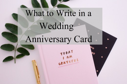 What to Write in an Anniversary Card