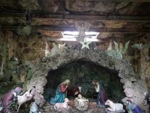 Bethlehem, the commemoration of the birth of Christ.