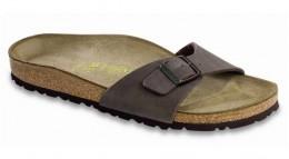 Birkenstock's bestselling single strap Madrid sandal