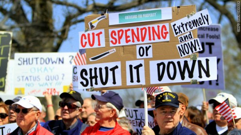 Tea Party Motto. Where are these people now?