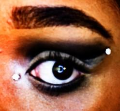 How to: Black Smokey Eye