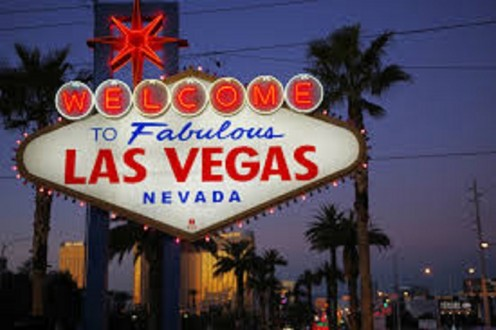 The Las Vegas sign has been dimmed in respect of the passing of entertainers such as Elvis Presley and Frank Sinatra.