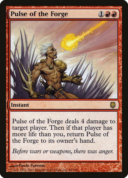 Pulse of the Forge mtg