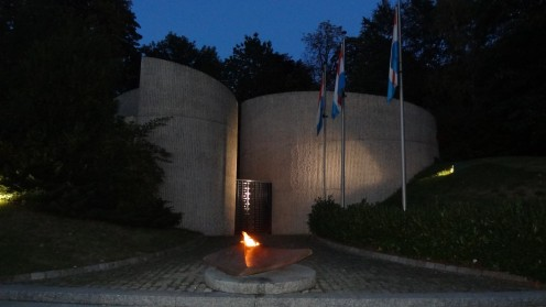 National Solidarity Monument, Luxembourg