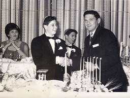 Uncle Johnny at my Bar Mitzvah in 1962