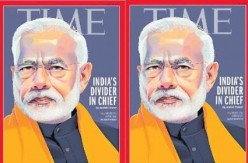 Time Magazine Has Modi on Its Cover but Labels Him as Divider in Chief
