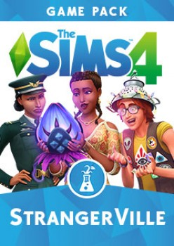 The Sims 4 Strangerville Review by Heather