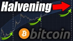 "The ""Bitcoin Halvening"" Will Send the Price of Bitcoin to the Moon"