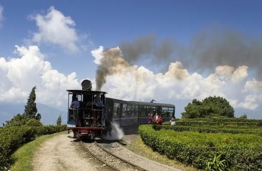 Darjeeling, Himalayan Railway