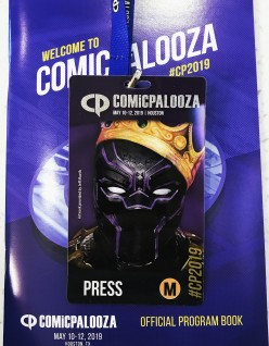 Comicpalooza 2019 Recap: Now Spider-Man Approved!