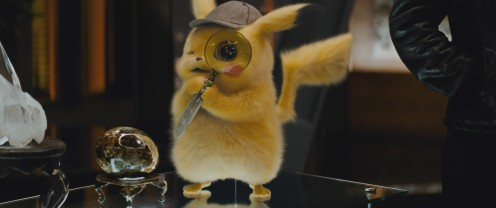 """""""Pokemon: Detective Pikachu"""" Review"""