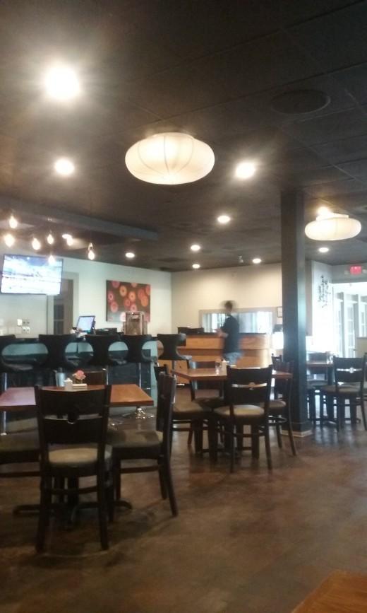 Black Ginger Sushi Restaurant in Greensboro, North Carolina