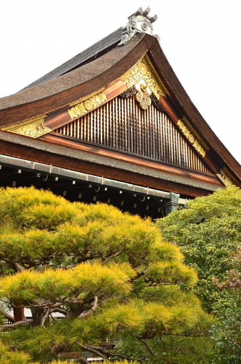Kyoto Palace Grounds