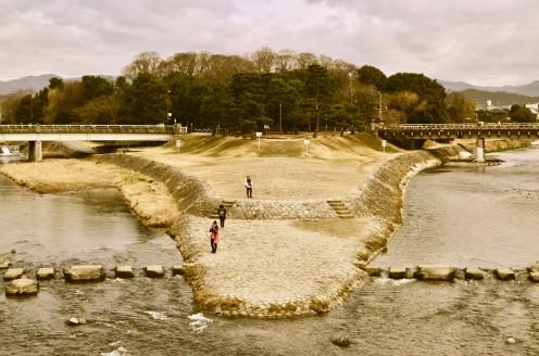 Tadasu River Bank
