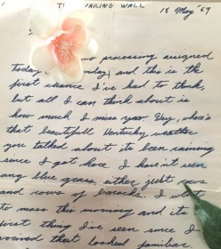 100 Letters from Vietnam: #002 May 18, 1969