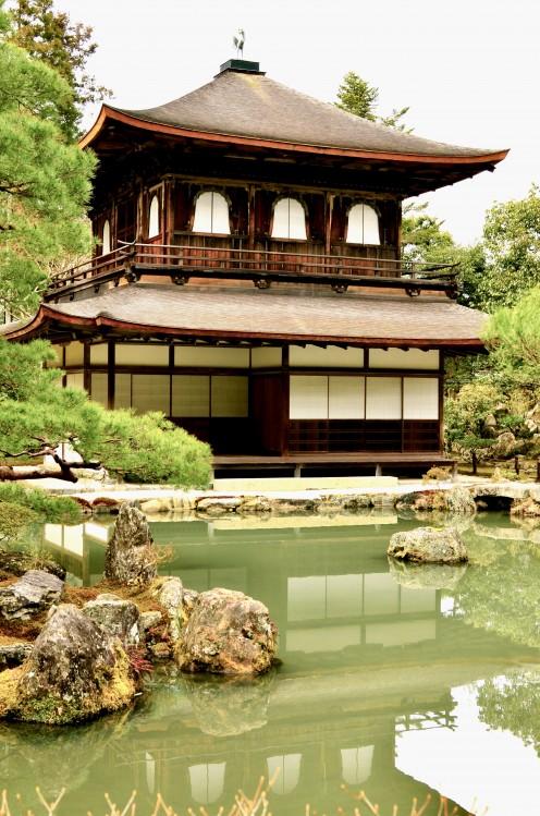 Ginkaku-Ji (Silver) Temple