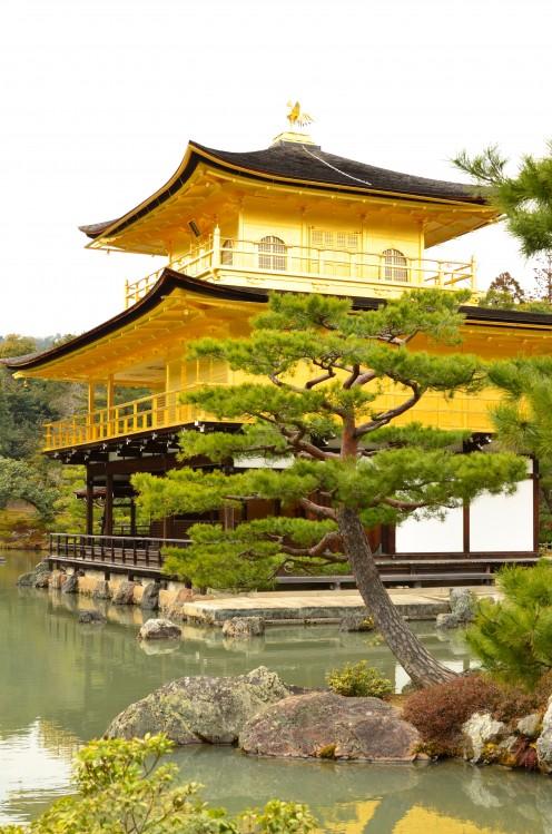 Kinkaku-ji (Gold Temple)
