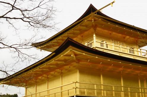 Gold Leaf decoration