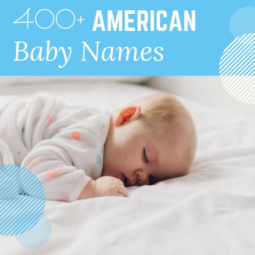 400+ American Baby Names