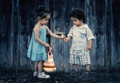 Teaching Children Love, Acceptance and Forgiveness