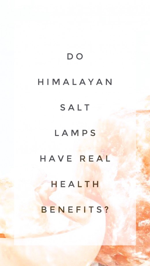 Himalayan salt lamps have recently been touted as a cure all for everything from bad moods to static electricity. Is there any substance behind the many claims made about Himalayan salt lamps, or are they just pretty nightlights?