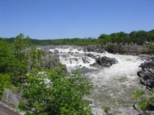 Great Falls, May 2015