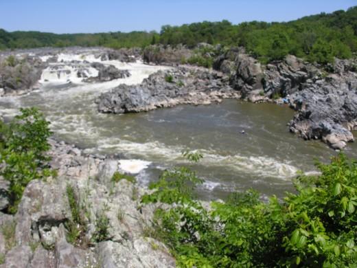 Great Falls, May 2015.