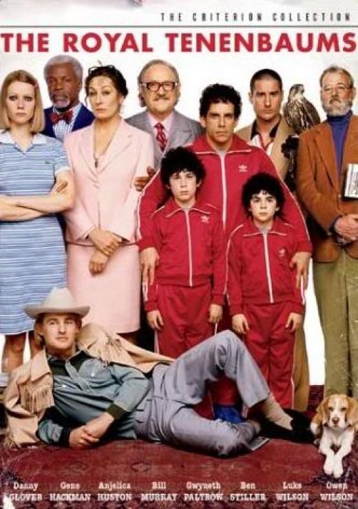 The Royal Tenenbaums Movie