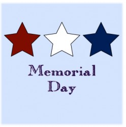 Memorial Day: Remembering and Helping