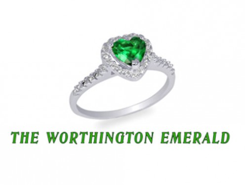 Forbidden Fruit 8: The Worthington Emerald