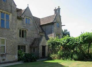 Kelmscott Manor, Oxfordshire/England