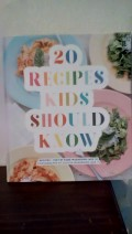 Cookbook for Young Chefs with Classic and Fun Recipes