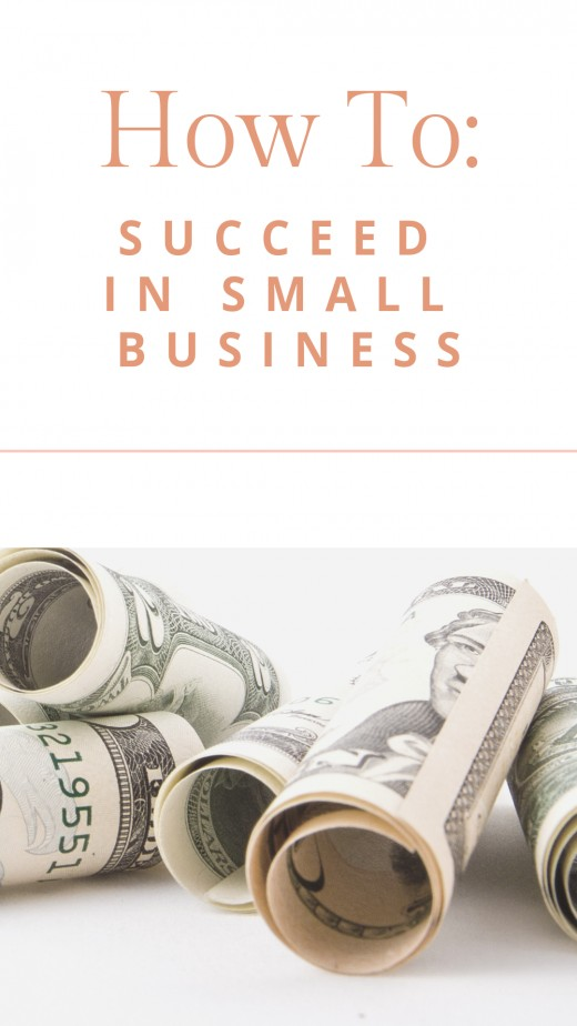 Actionable tips to ensure your small business is set up for success!