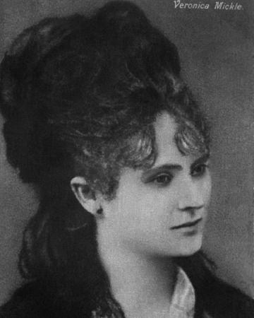 Poetess Veronica Micle