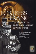Fortress France Book Review : An Excellent, if Specialized, Engineering Treatise