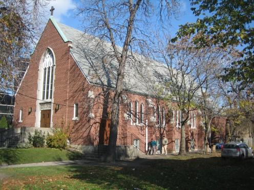 Trinity Evangelical Lutheran Church, Toronto