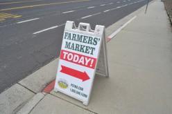 Farmers Market in San Francisco