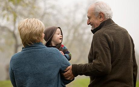Grandparents - Raising your children's children