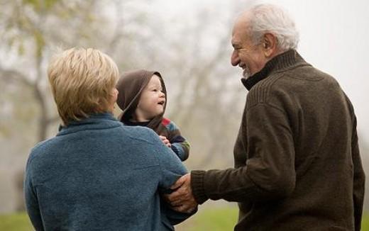 Grandparents - Raising your children's children