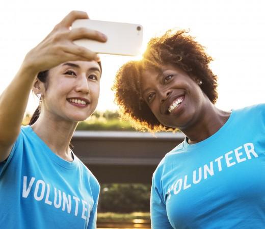 Research has shown people who volunteer often live longer. Allen Klein