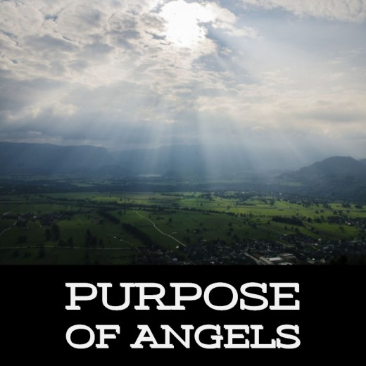 Purpose of Angels on Earth.