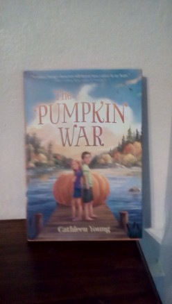 Pumpkins, Friendship With a Touch of Competition, and Science Combined in Charming New Novel From Cathleen Young
