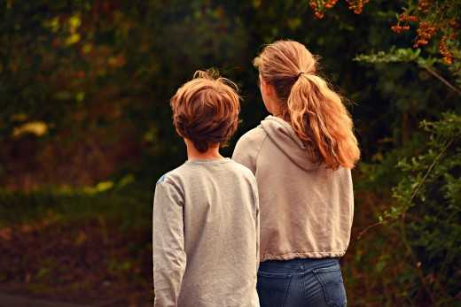 What exactly makes a girl, a girl and a boy, a boy