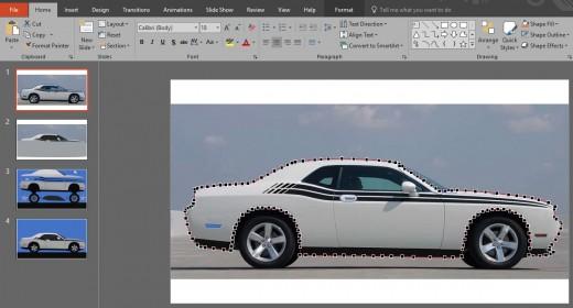 Figure 11: Edit points creation in progress
