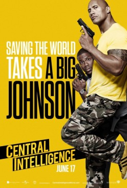 Central Intelligence (2016) Movie Review